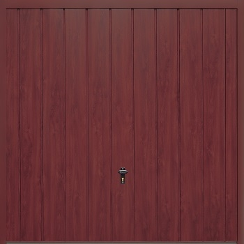 Fort Vertical Medium Rib in Rosewood