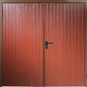 Wessex Platinum York GRP Side-Hinged garage doors