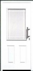 Hormann Thermo65 THP 430 Front Door