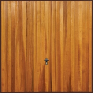Fort Tewksbury Cedarwood Timber Garage Door