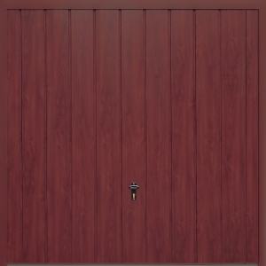 Fort Budget Medium Vertical Rib in Rosewood