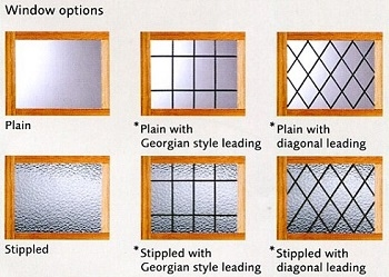 Window Options