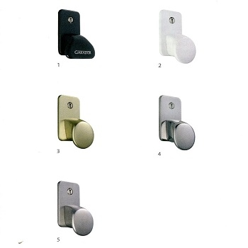 Garador Sectional Handle Options