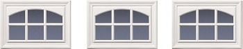 Cascade Style Glazing