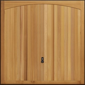 Garador Adlington Cedarwood Garage Door