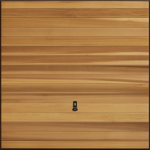 Garador Countryman Cedarwood Garage Door