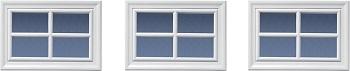 Stockton Cross Style Glazing