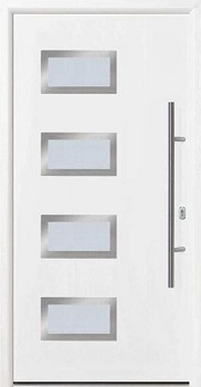 Hormann Thermo65 THP 820 front door