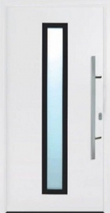 Hormann Thermo65 THP 600 front door