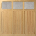 Oak and Idigbo Doors