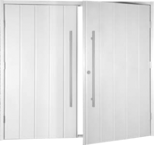 Fort Vertical Medium Rib with 1200mm Dhandles