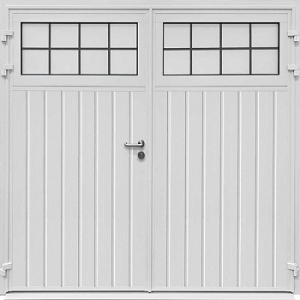 Carteck Traditional Standard Vertical-Rib Side-Hinged