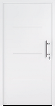 Hormann THP 515 Thermo65Front Door