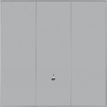 Garador Design Range Style 200 in White Aluminium
