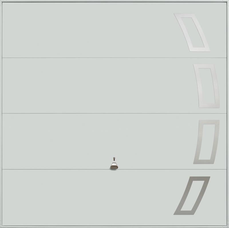 Garador Design Range Style 105 in Light Grey