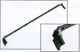 Garador Mk3C Link Arm & Wall Bracket Assembly