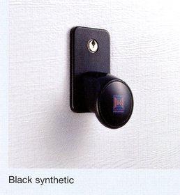 Hormann Standard Black Handle and Lock Kit for Sectional Door