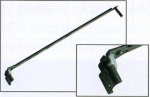 Garador Mk3C Link Arm  Wall Bracket Assembly