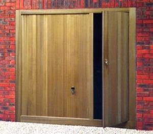 Cardale Timber Berkeley Vertical with Wicket