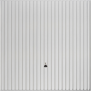 Garador Carlton garage door in White
