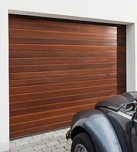 Carteck Insulated Sectional Garage Doors