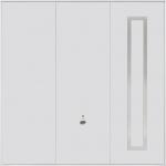 Steel Garage Doors with Up and Over Mechanism